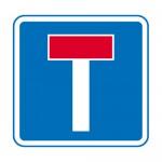 No through road/dead end