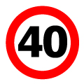 Road-Signs-40mph