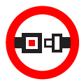 Road-Signs-Seat-Belt